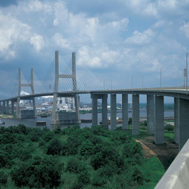 Cohrane-Africatown Bridge