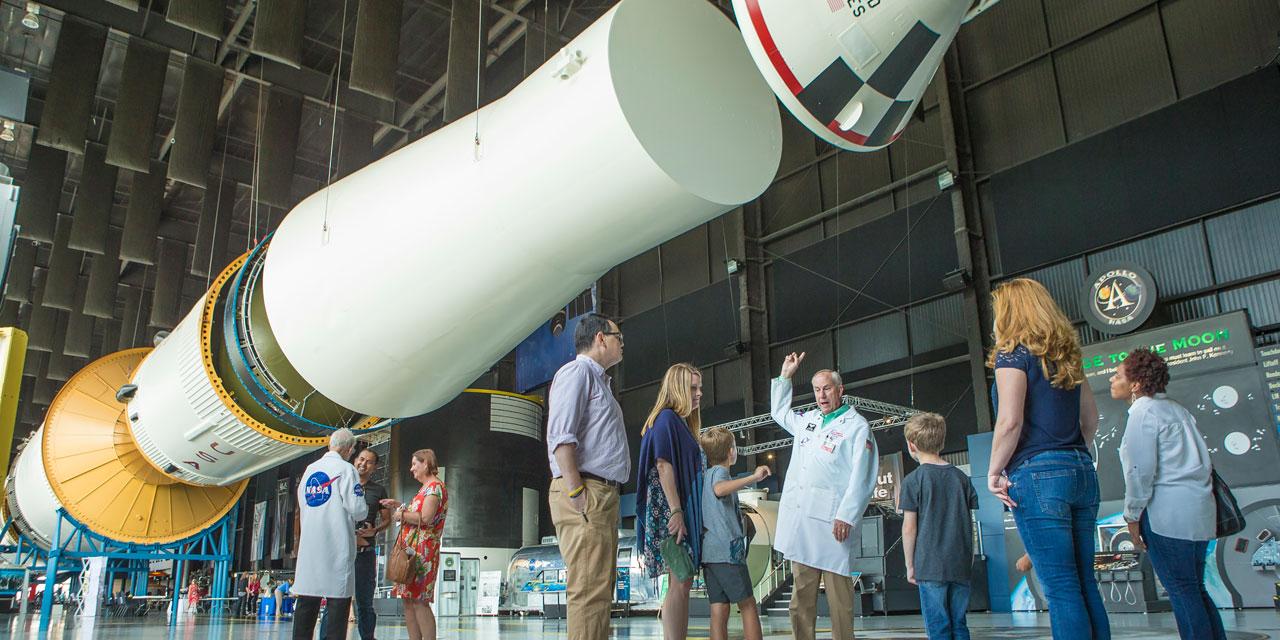 Huntsville: Saturn Rocket