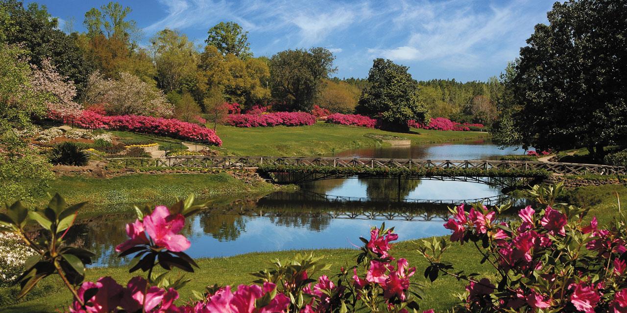 Mobile: Bellingrath Gardens