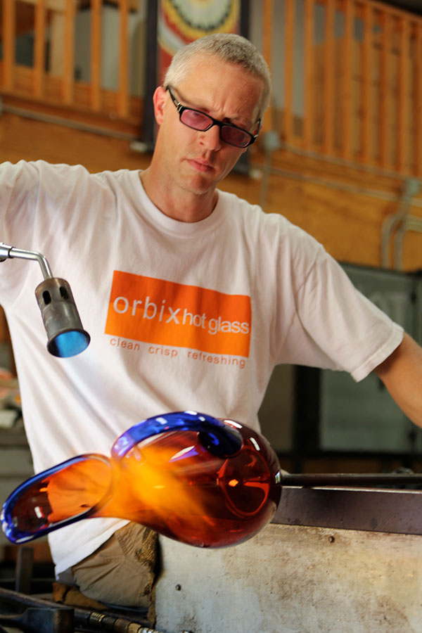 Fort Payne: Orbix Hot Glass