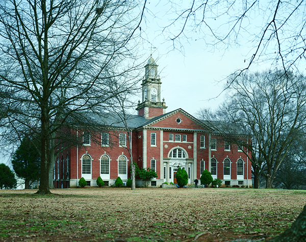 Talladega College's Savery Library