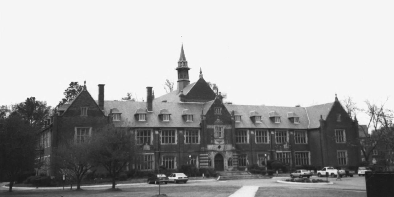 Montgomery: Huntingdon College core