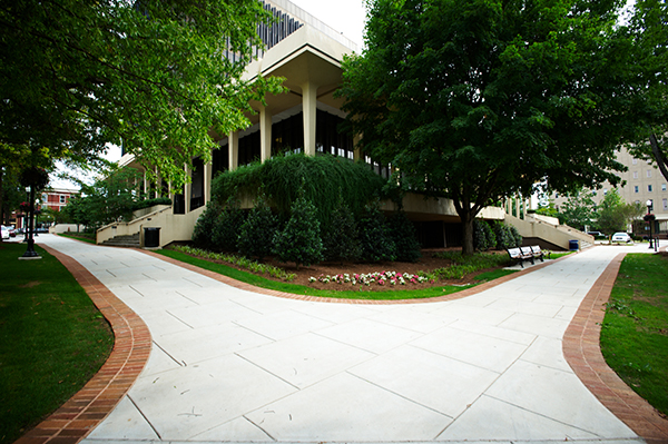 Huntsville: Courthouse Square