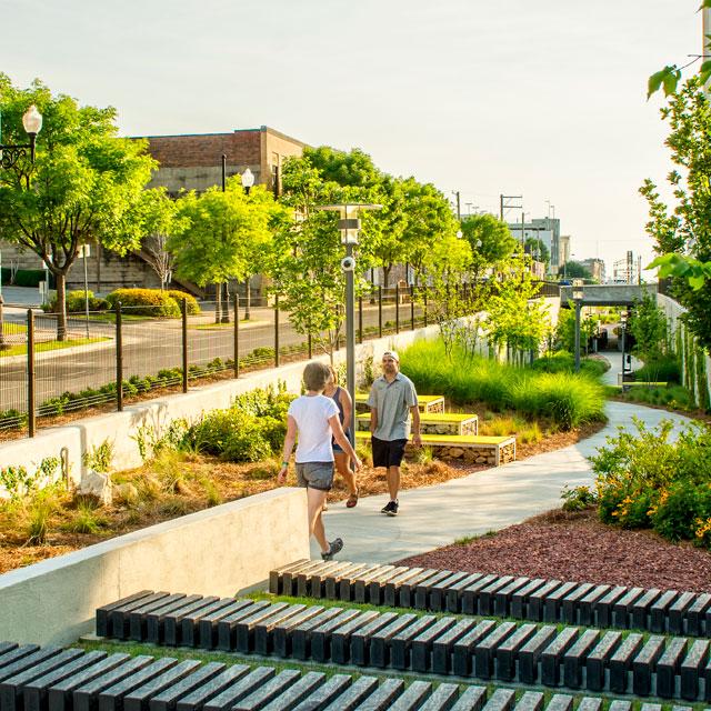 Birmingham: Rotary Trail