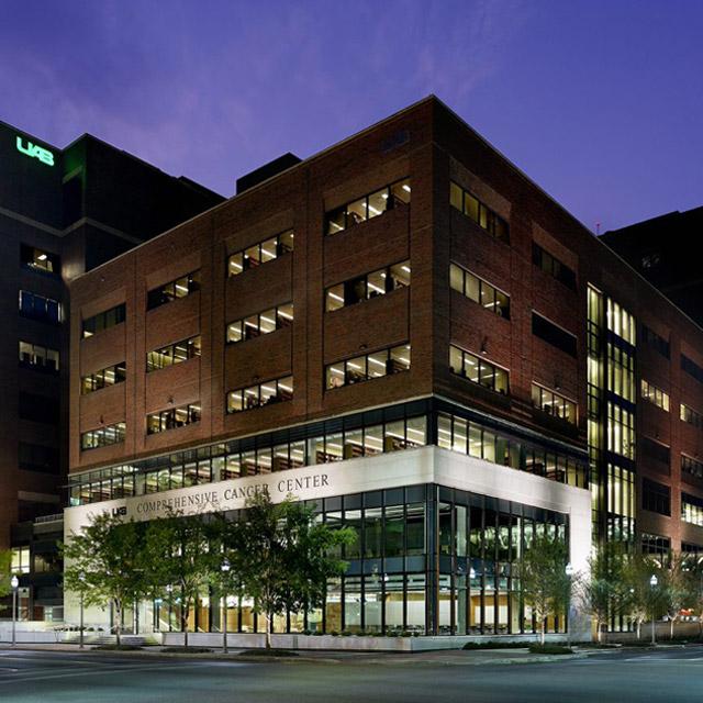 Birmingham: UAB Comprehensive Cancer Center
