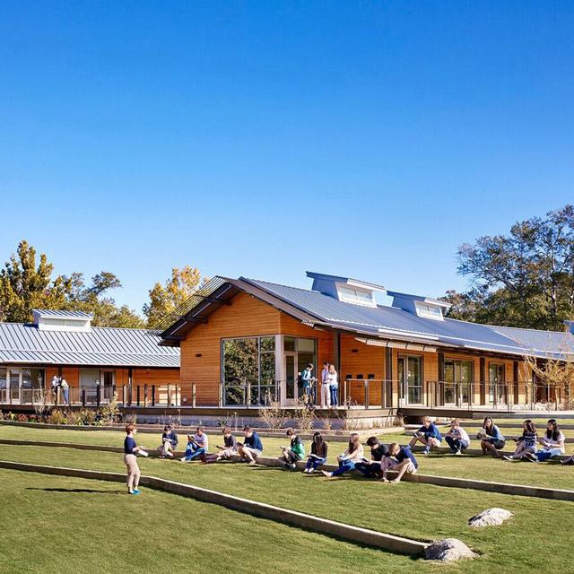 Indian Springs- Indian Springs School Phase 1
