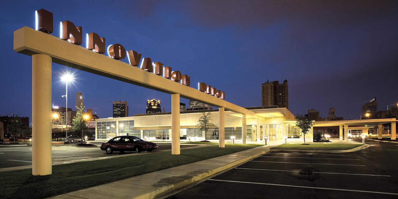 Birmingham: Innovation Depot