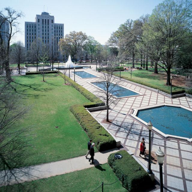 Birmingham: Linn Park