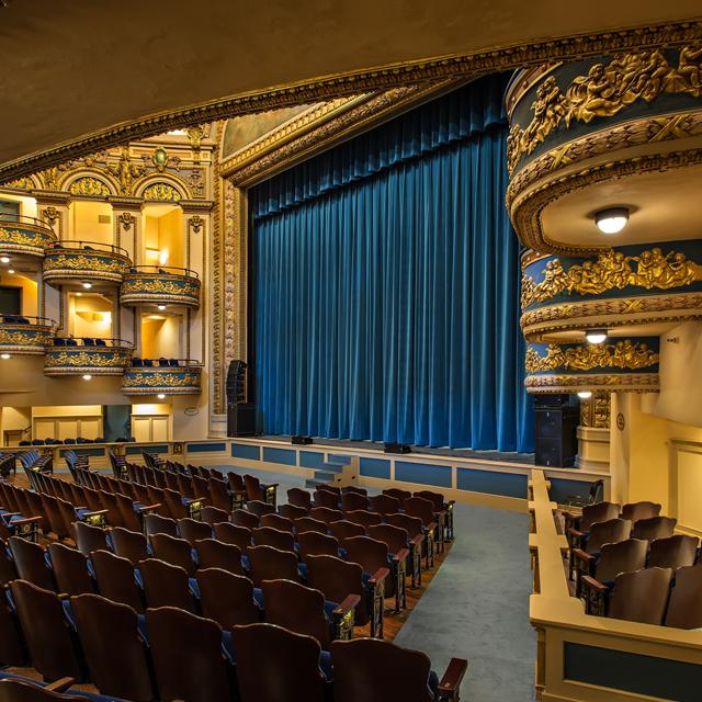 Birmingham: Lyric Theatre Interior