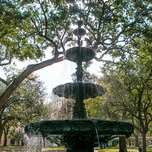 Mobile: Bienville Square