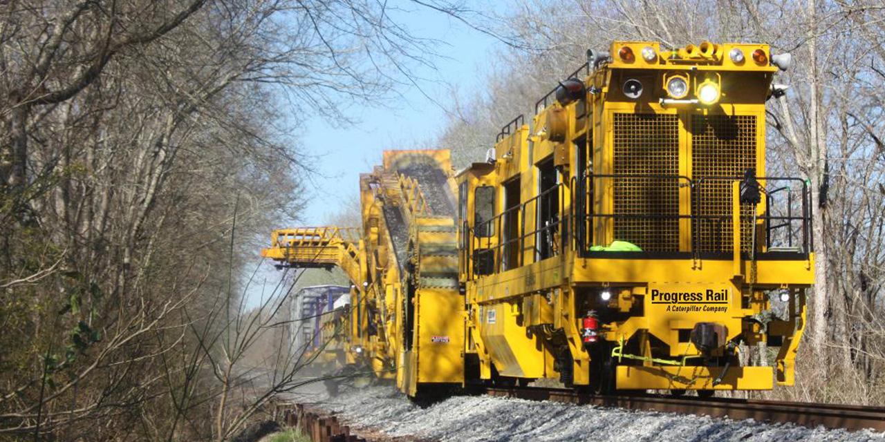 Kershaw/Progress Rail