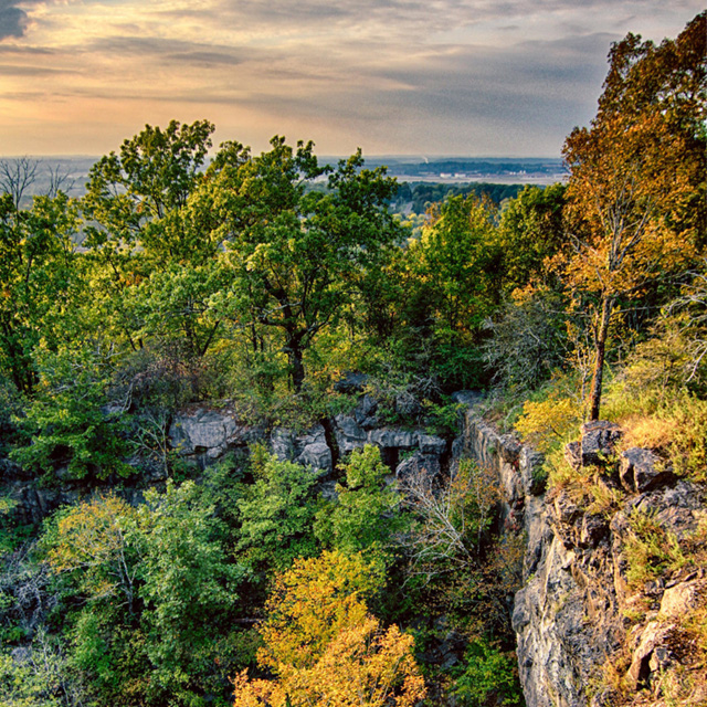 Ruffner Mountain Nature Preserve and Park
