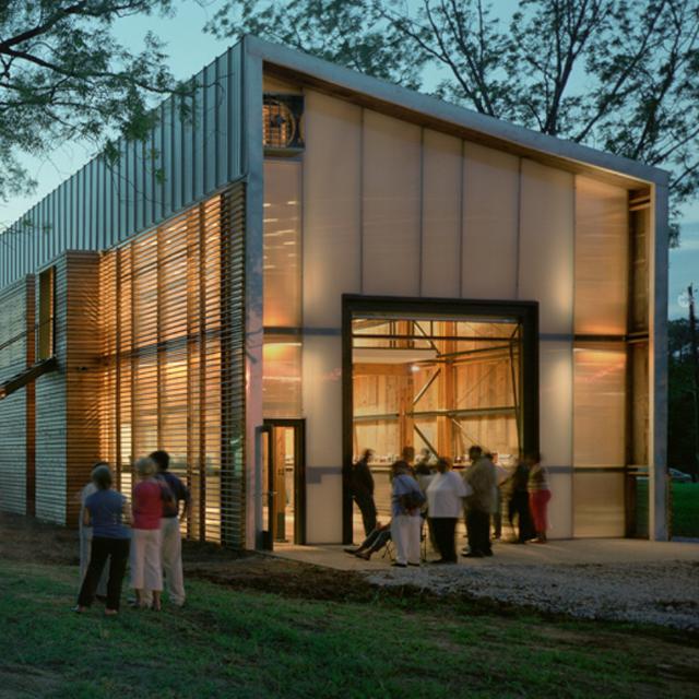 Newbern: Auburn University Rural Studio