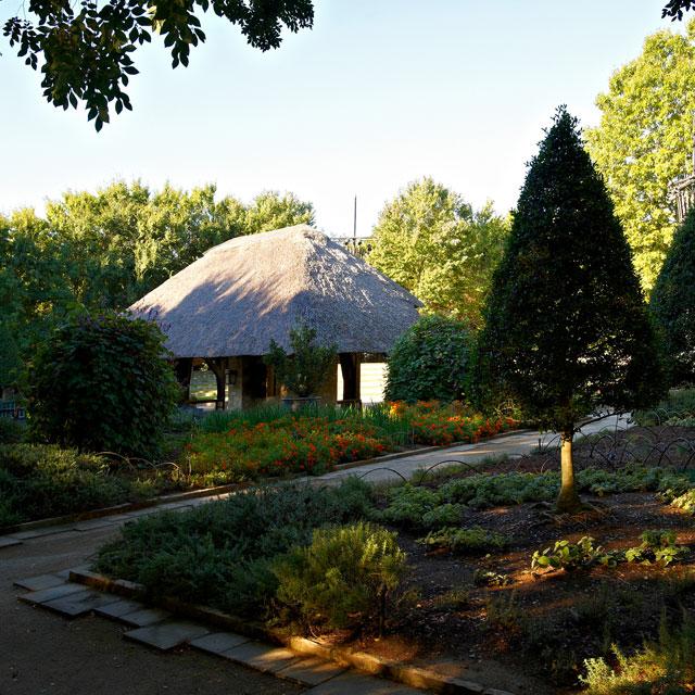 Montgomery: Shakespeare Gardens