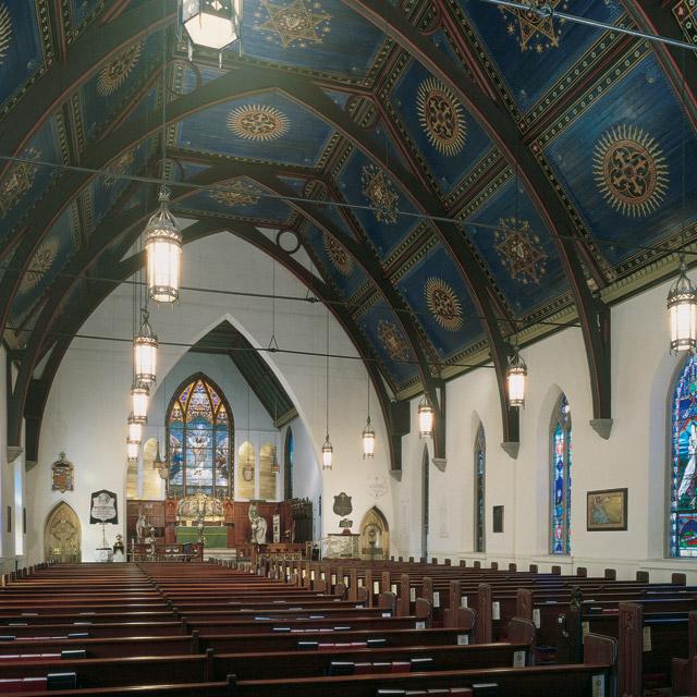 Montgomery: St. John's Episcopal Church