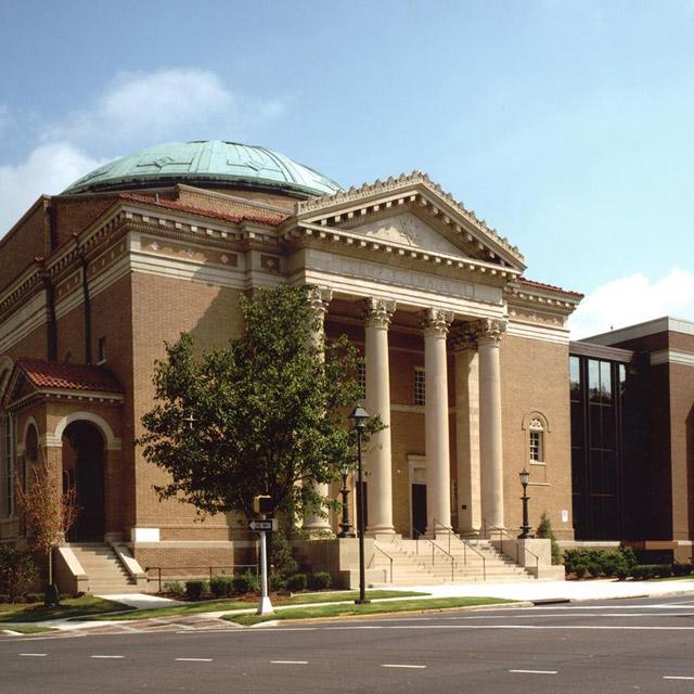 Birmingham: Temple Emanuel/Addition
