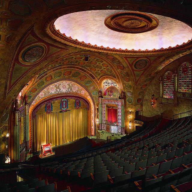 Birmingham: Alabama Theatre Interior