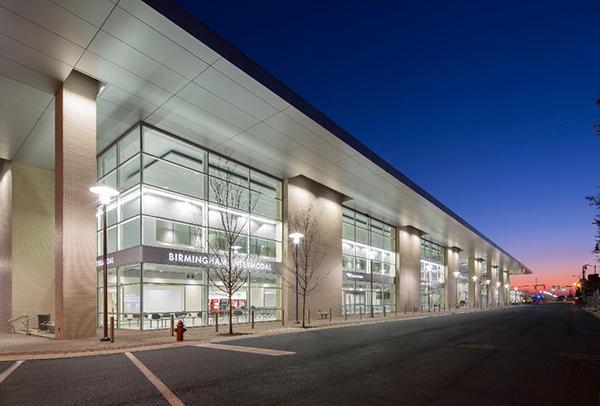 Birmingham: Intermodal Facility