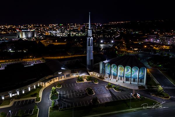 Huntsville: First Baptist Church