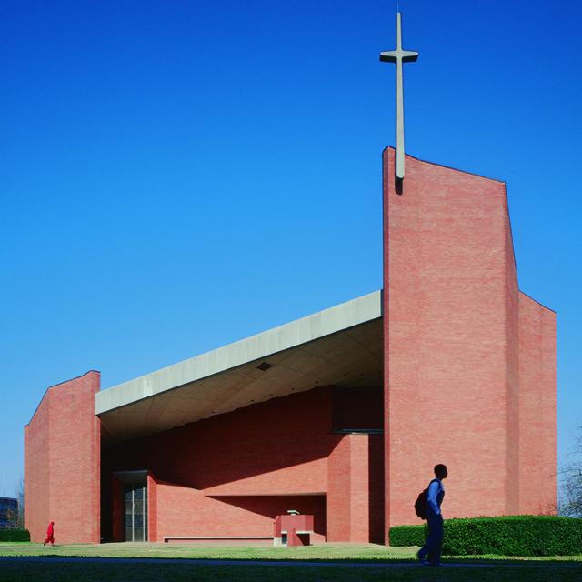 Tuskegee: Tuskegee University Chapel Interior